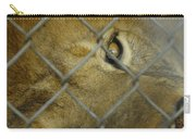 A Lions Eye Carry-all Pouch