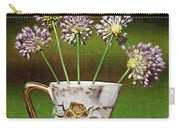 A Little Jug Of Crow Garlic Carry-all Pouch