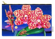 A Little Night Music Carry-all Pouch by Carolyn Steele