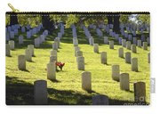 A Lone Remembrance Carry-all Pouch