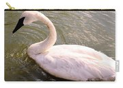 A Lone Swan Named Gracie Carry-all Pouch