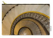 A Look Down The Stairs Carry-all Pouch