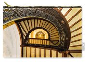 A Look Up The Stairs Carry-all Pouch
