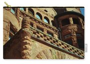 A Looming Castle Carry-all Pouch
