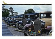 A Lot Of Classic Cars Carry-all Pouch