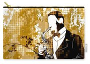 A Love For Sax Carry-all Pouch