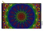 A Love Of Kaleidoscopes Carry-all Pouch