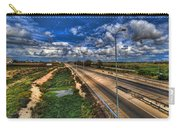 a majestic springtime in Israel Carry-all Pouch