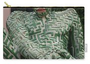 A Maze Ing Man 1 Carry-all Pouch