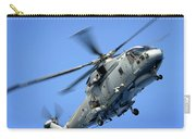 A Merlin Helicopter Carry-all Pouch