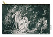 A Midsummer Nights Dream Carry-all Pouch by Henry Fuseli