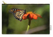 A Monarch Butterfly 1 Carry-all Pouch