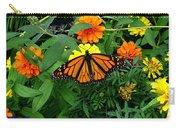A Monarchs Colors Carry-all Pouch