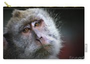 A Monkey's Look Carry-all Pouch