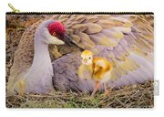 A Mother's Lovely Touch Carry-all Pouch