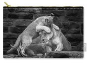 A Mother's Patience Carry-all Pouch