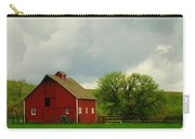 A Neat Red Barn Near Sheridan Wyoming Carry-all Pouch