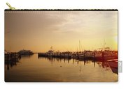 A New Day Beings On The Water - Atlantic Highlands  - Nj Carry-all Pouch