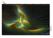 A New Star Is Born Carry-all Pouch by Deborah Benoit