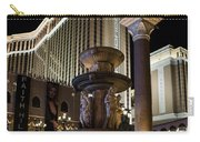 A Night At The Venetian Las Vegas Carry-all Pouch