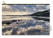 A November Afternoon At Lyme Regis Carry-all Pouch