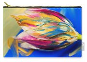 A Painted Tulip. Carry-all Pouch
