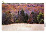 A Painting Autumn Field Carry-all Pouch