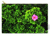 A Painting Azalea On Boxwoods Carry-all Pouch