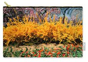 A Painting Springtime 2 Dali-style Carry-all Pouch