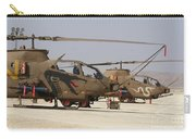 A Pair Of Ah-1s Tzefa Attack Carry-all Pouch