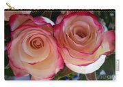 A Pair Of Roses  Carry-all Pouch