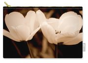 A Pair Of Tulips Carry-all Pouch