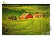 A Palouse Farm Carry-all Pouch