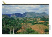 A Panoramic View Of The Valle De Carry-all Pouch