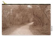 A Path In Life Carry-all Pouch