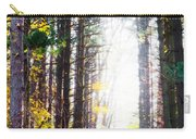 A Path In The Pines Carry-all Pouch