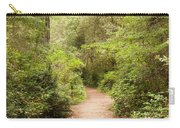 A Path To The Redwoods Carry-all Pouch