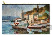 A Peaceful Harbour  Carry-all Pouch