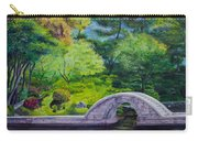 A Peaceful Place In Hiroshima Carry-all Pouch
