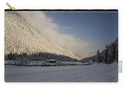 A Peaceful Snow Landsscape Carry-all Pouch