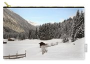 A Peaceful Winterscene Carry-all Pouch