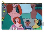 A Peaceful World For Our Children Carry-all Pouch