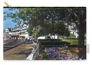 A Perfect Day On The Boardwalk Walt Disney World Carry-all Pouch