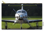 A Pilatus Pc-12 Private Jet Carry-all Pouch