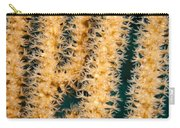 A Polyp Line Carry-all Pouch by Jean Noren