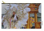 A Queen Of Carnival During Mardi Gras 2013 Carry-all Pouch