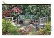 A Quiet Place To Meet Carry-all Pouch