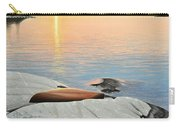 A Quiet Time Carry-all Pouch by Kenneth M  Kirsch