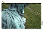 A Raised Hand -- Thomas Trueman Gaff Memorial -- 2 Carry-all Pouch