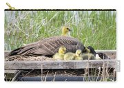 A Real Mother Goose Carry-all Pouch